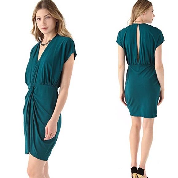 b88c3946b1a1 Haute Hippie Dresses   Twist Front Dress   Poshmark
